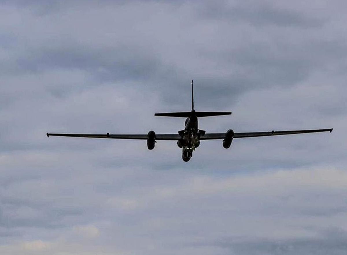 Сверхсекретный самолет США