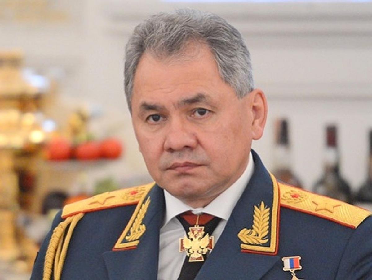 Шойгу объяснил, за что получил звание Героя России