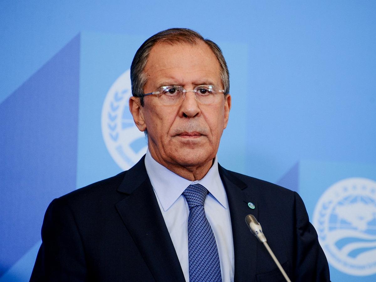 Лавров: Россия вышлет 10американских дипломатов