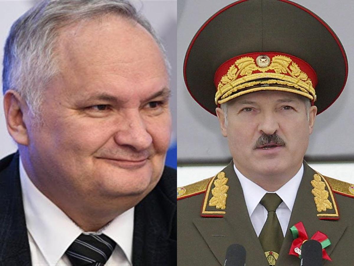 Политолог Суздальцев высмеял версию убийства Лукашенко архивным видео «Маски-шоу»