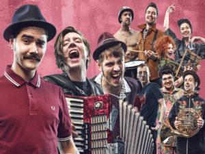 Юбилейный концерт The Hatters собрал 145 тыс. просмотров в YouTube