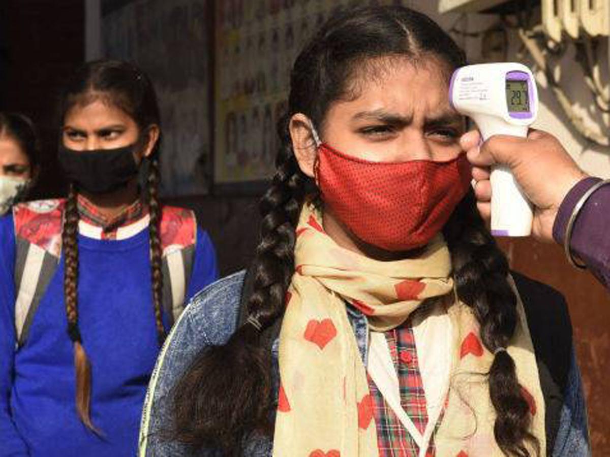 В Индии от ковида за сутки 300000