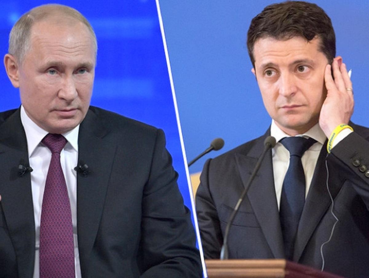 Зеленский запросил переговоров с Путиным по Донбассу: Кремль дал ответ