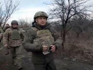 Зеленскому предложили провести референдум о прекращении конфликта в Донбасс