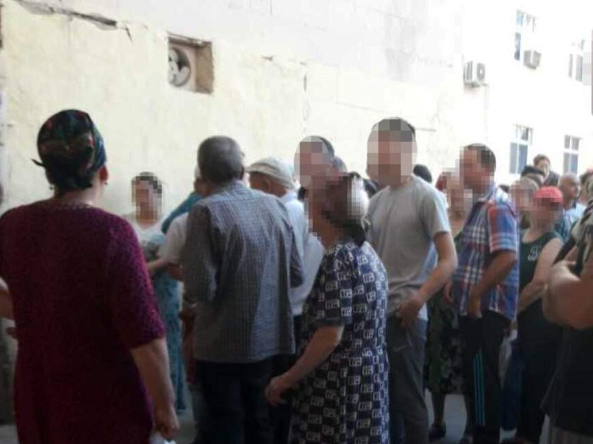 Власти Туркменистана запретили очереди в магазины