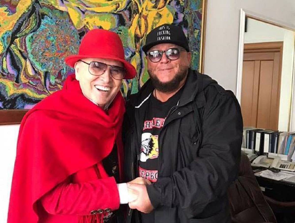 «Упыри грабят папу»: сын 83-летнего Славы Зайцева обрушился с критикой на его окружение