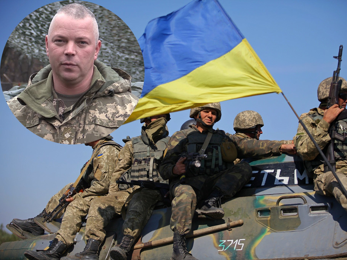 Генерал ВСУ Забродский