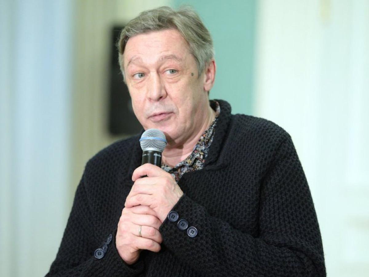Ефремов рассказал о жизни в тюрьме