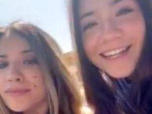 Блогерша снялась на видео с дочерью, но понять, кто есть кто, практически нереально