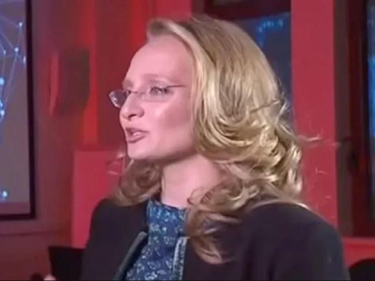 Фонд младшей дочери Путина 786 млн рублей