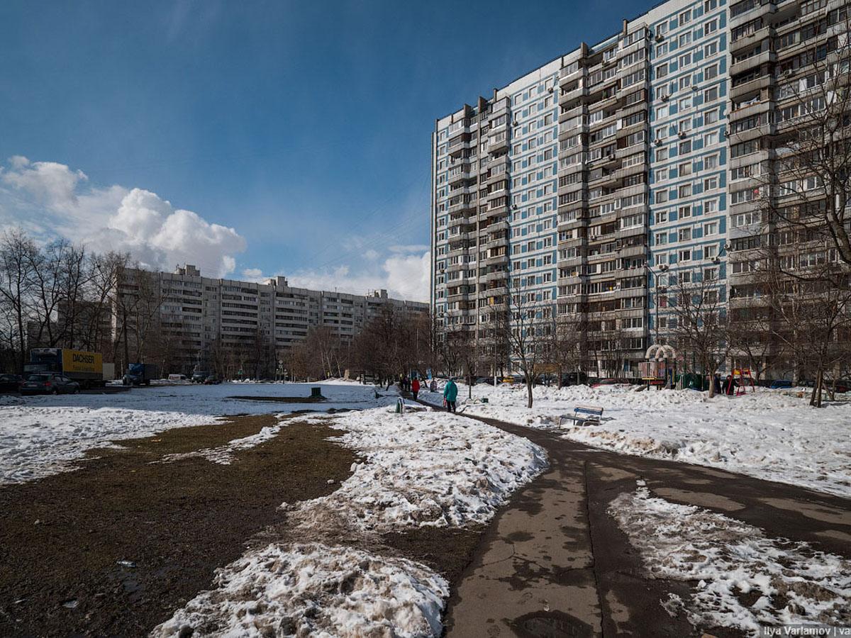 худшие для психики районы Москвы