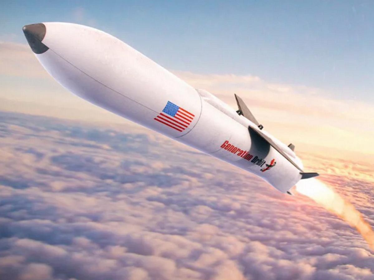 В США потерпели провал первые испытания гиперзвуковой ракеты