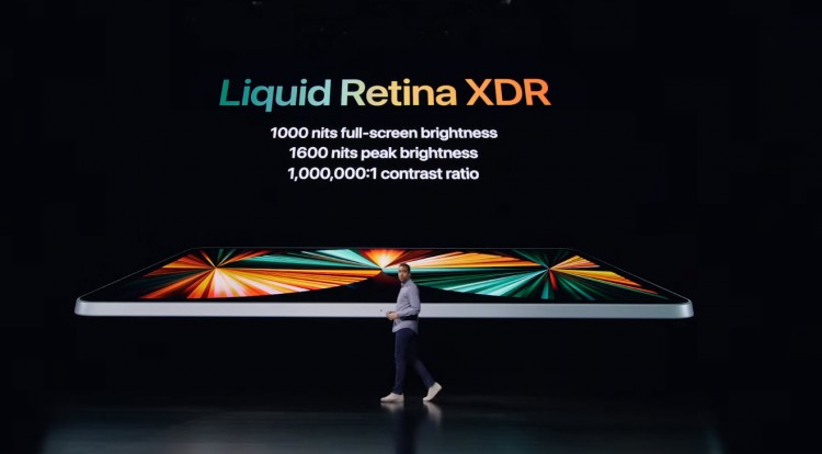 Apple представила новые iPad Pro, iMac и метки AirTag