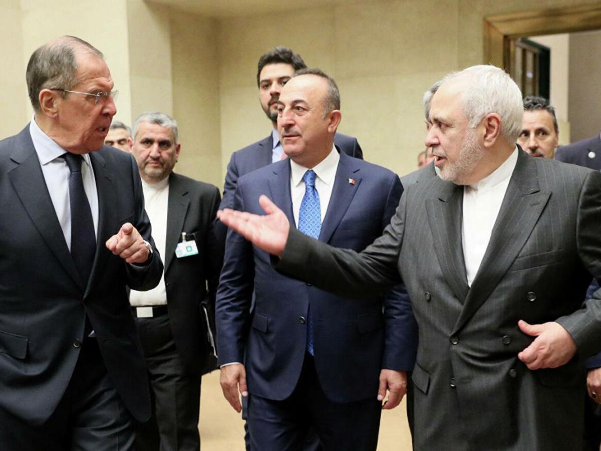 В Иране объяснили грубость в личном общении главы МИД страны с Лавровым