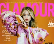 16-летняя дочка Хайди Клум появилась на обложке журнала