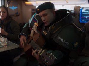 Короткометражка о путешествии на русском космопоезде собрала более 1 млн просмотров в YouTube