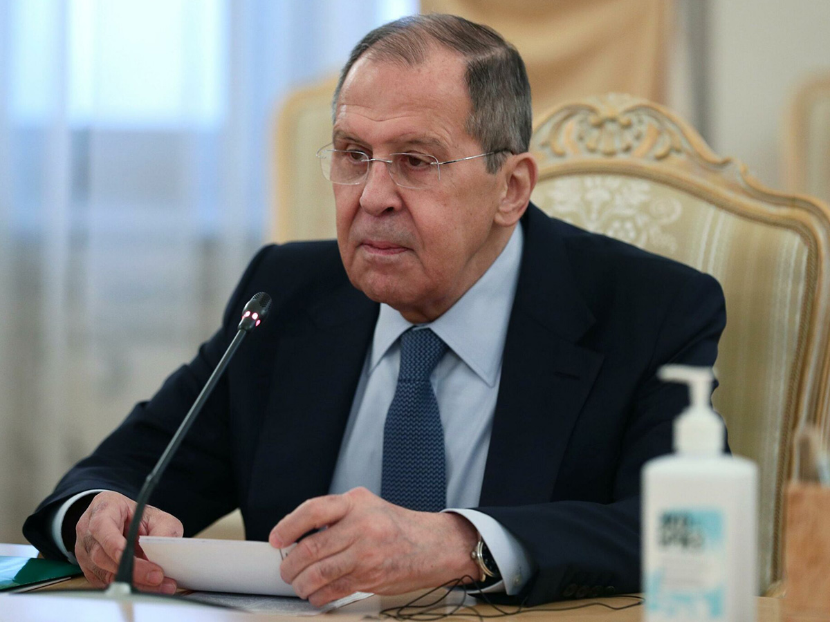Лавров раскрыл главную причину непризнания РФ республик Донбасса