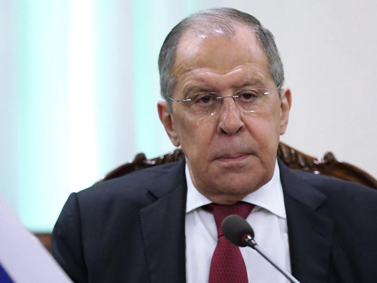 Лавров о политике США к России