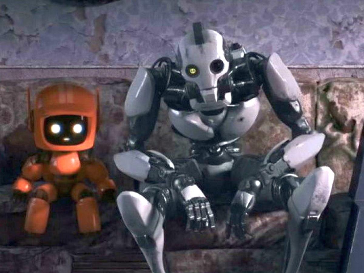 Трейлер антологии «Любовь, смерть и роботы» отметили лайками более 6,5 тысяч человек