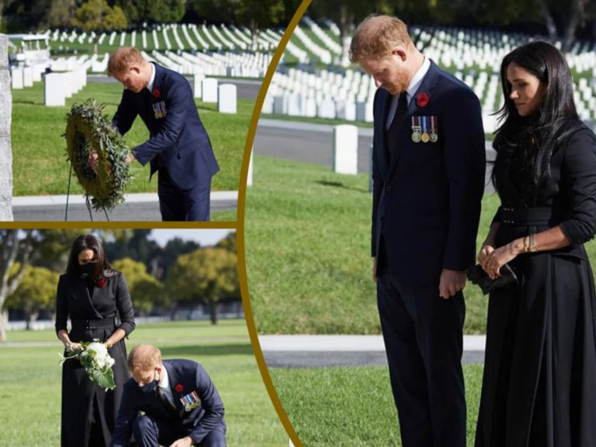 Маркл о похоронах принца Филиппа