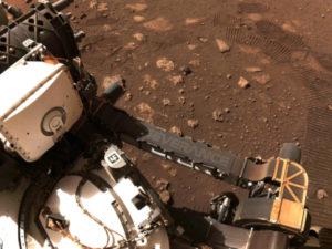 Марсоход «Персеверанс» кислород на Марсе
