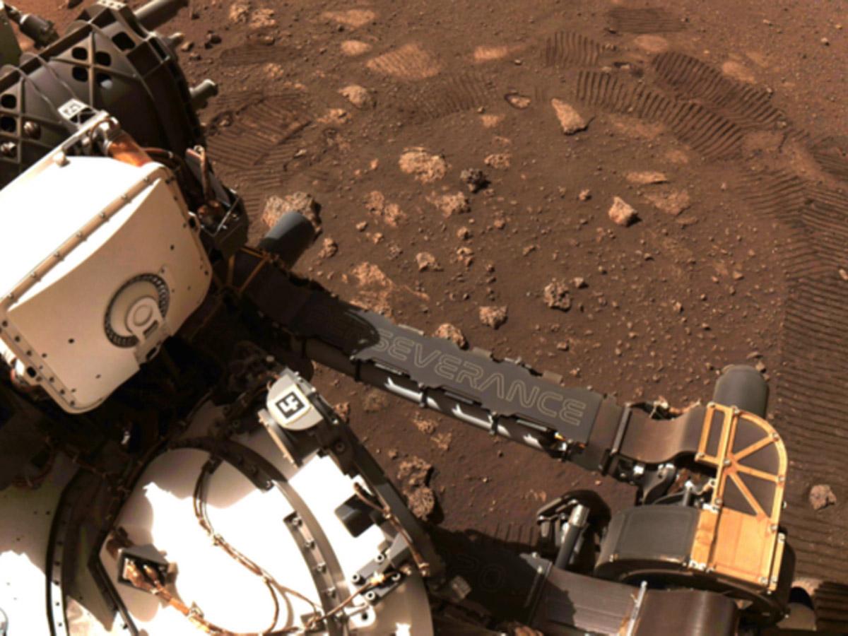Ровер Perseverance впервые в истории смог получить кислород на Марсе
