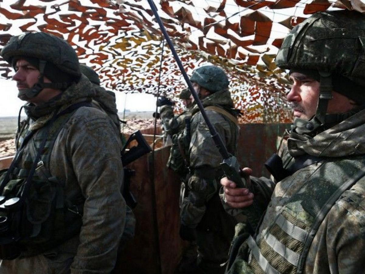 Die Zeit озвучил 5 сценариев действий России на границе с Украиной