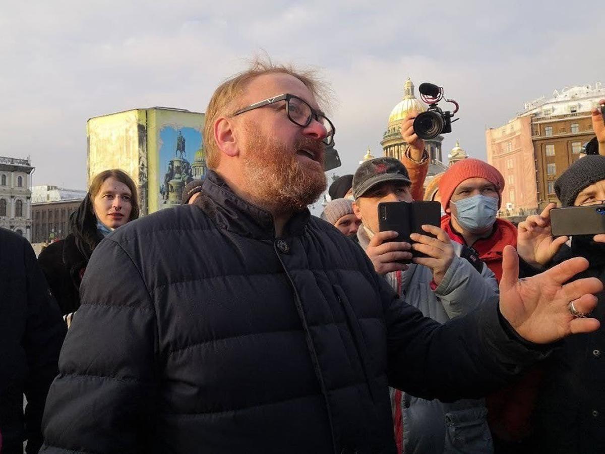 Милонов о артдокфесте