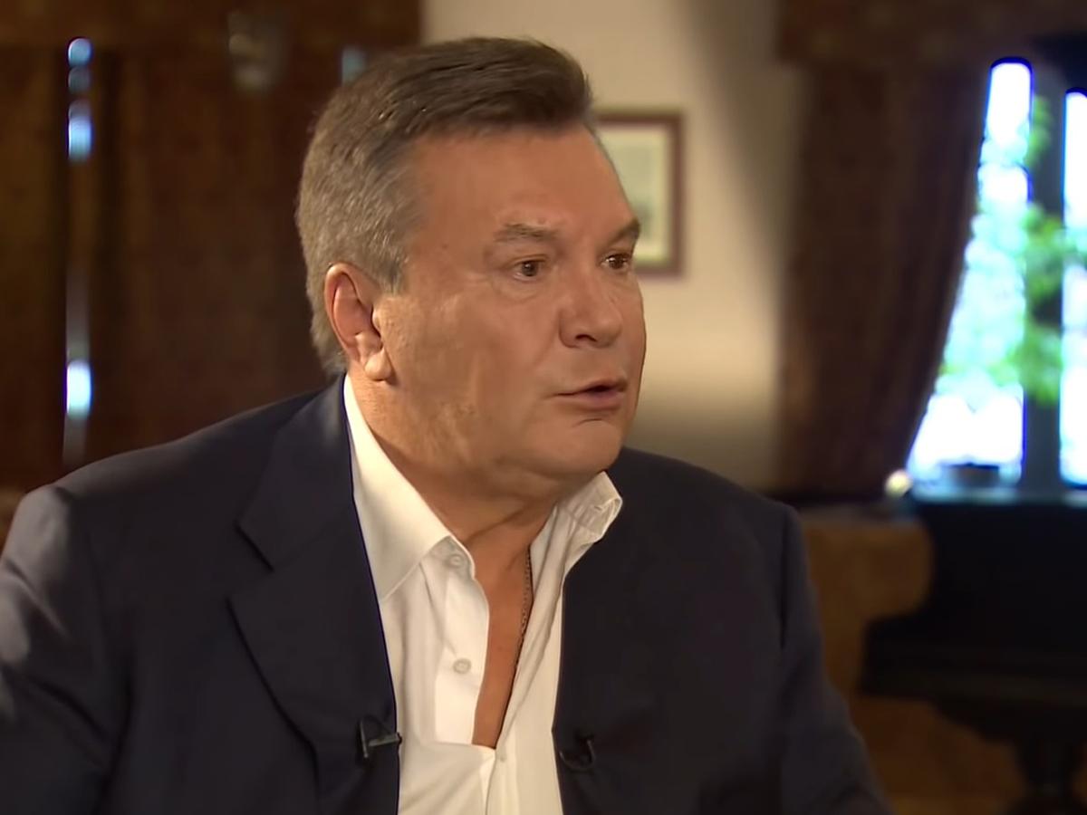 «плевок» Януковича в Соловьева