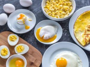 полезный способ приготовления яиц