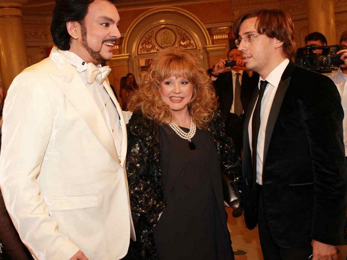Максим Галкин рассказал о курьезе в лифте с участием Пугачевой и Киркорова
