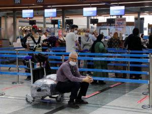 Россия ограничение авиасообщения с Турцией