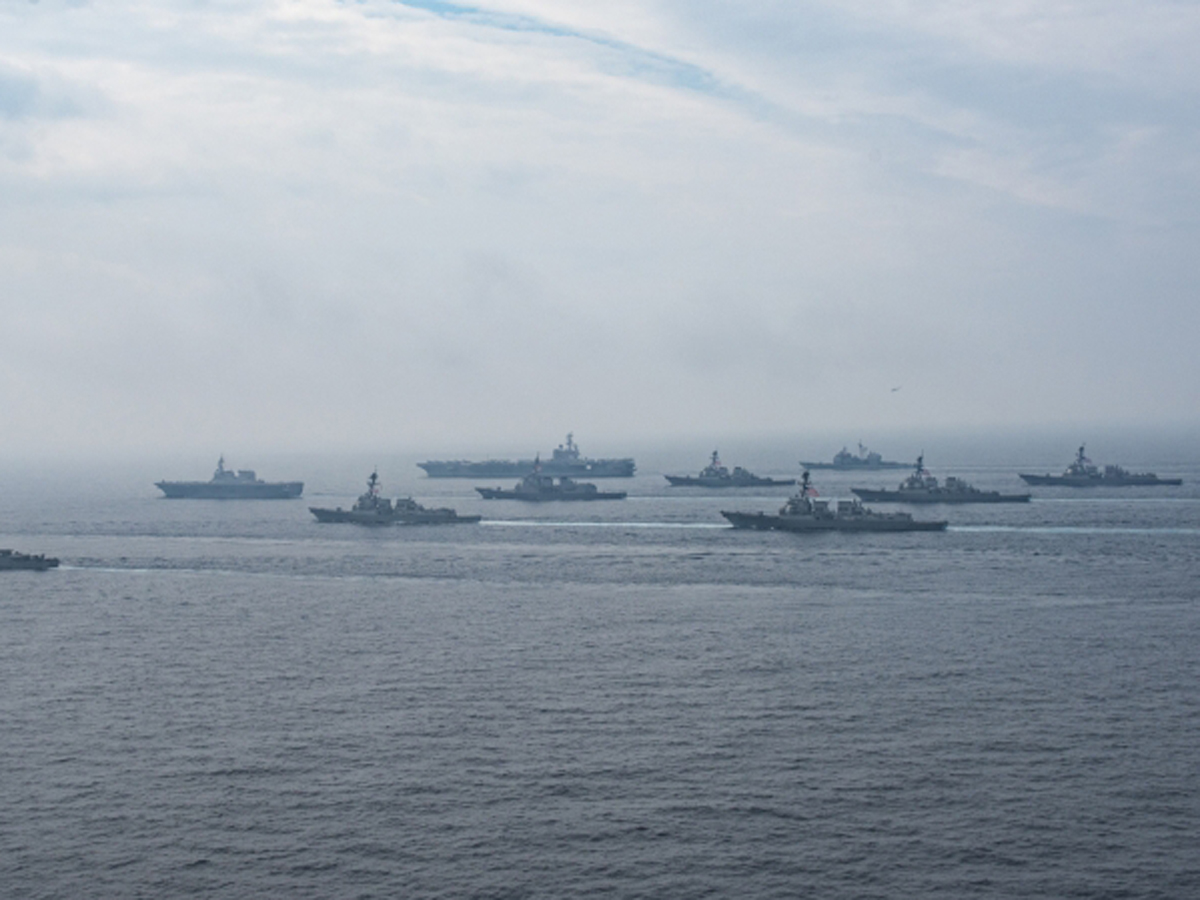 США корабли в Черном море ради Украины