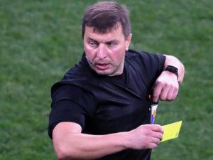 Судья Вилков пожизненное отстранение