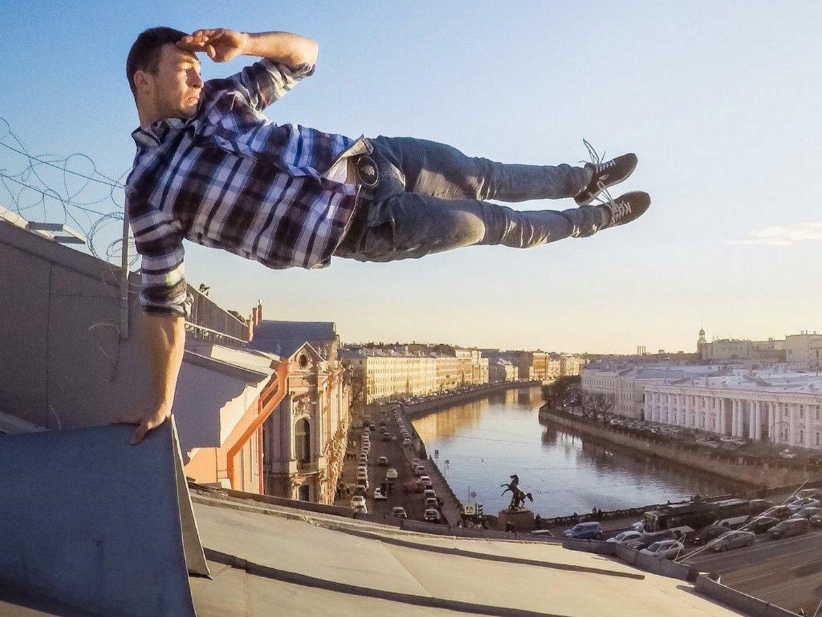 23-летний студент из Петербурга стал интернет-звездой
