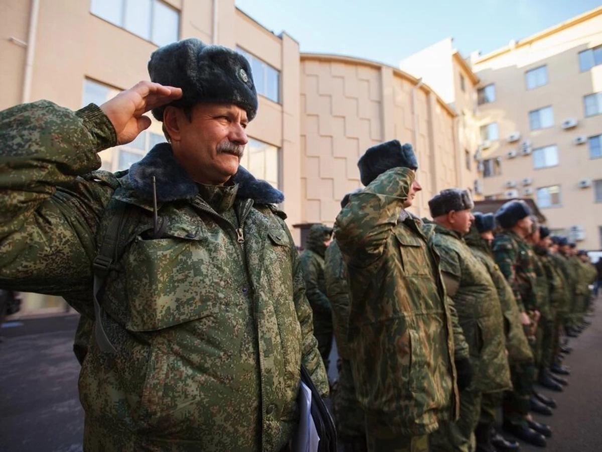военные сборы указом Путина