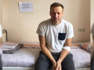 врач о состоянии Навального