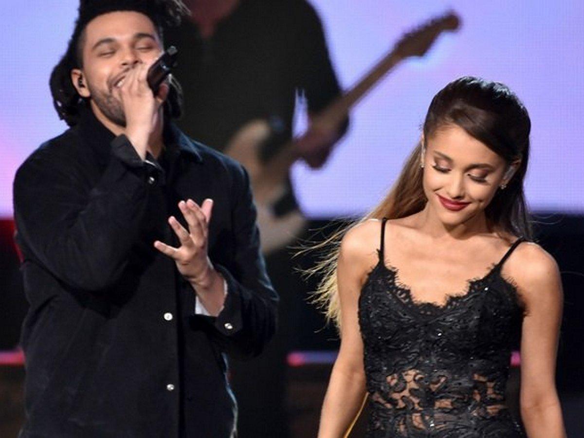 Живое выступление Ариана Гранде и The Weeknd собрало более 2 млн просмотров в YouTube