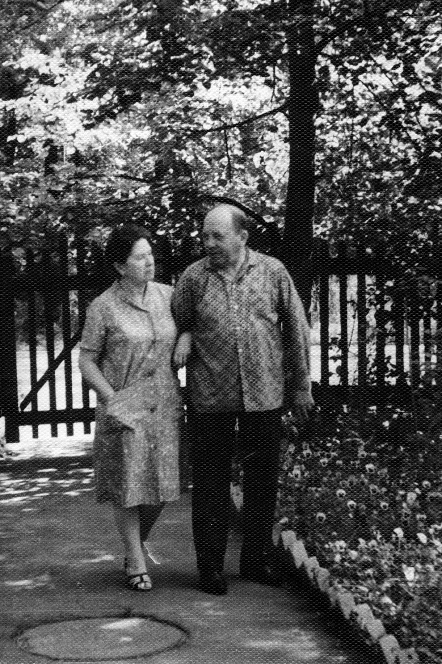 Редкие фото легендарных советских военноначальников на отдыхе