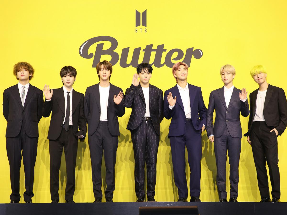 Клип BTS отметился несколькими рекордами на YouTube и Spotify