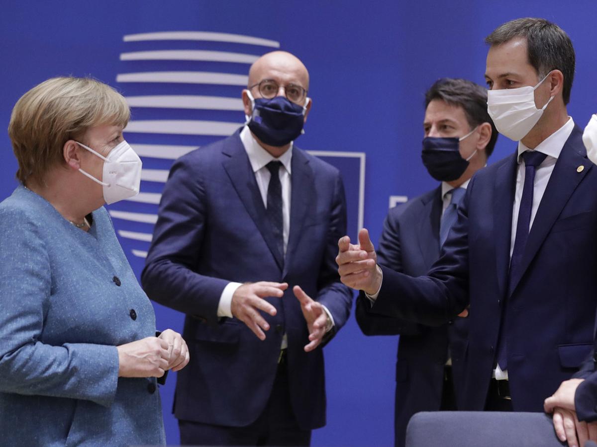 Bloomberg перечислил новые санкции Евросоюза против Белоруссии