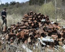 Чехия о подробностях взрыва на складе во Врбетице