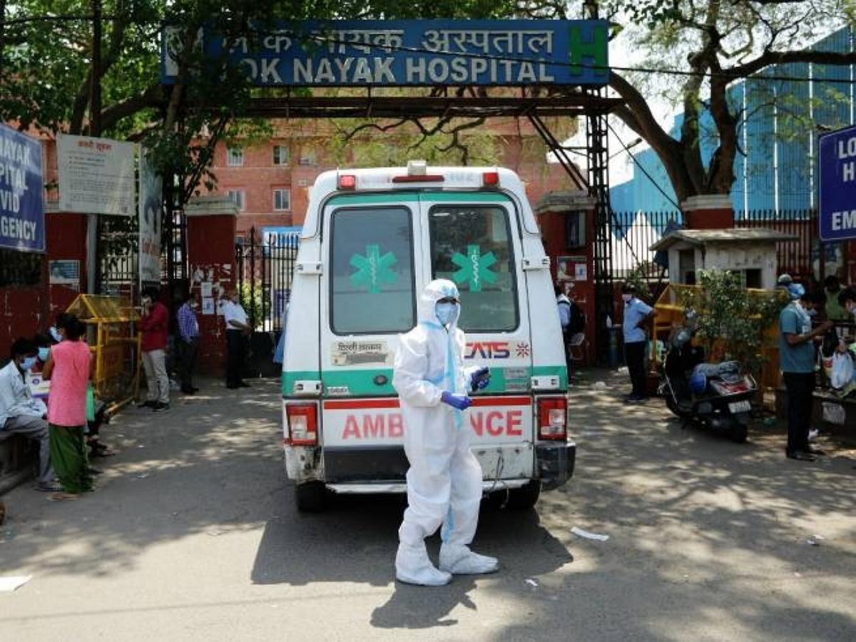 Индийский штамм COVID-19 признан ВОЗ самым опасным