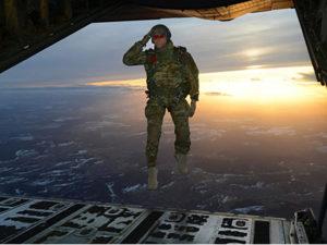 Десантники США травмы на учениях в Эстонии