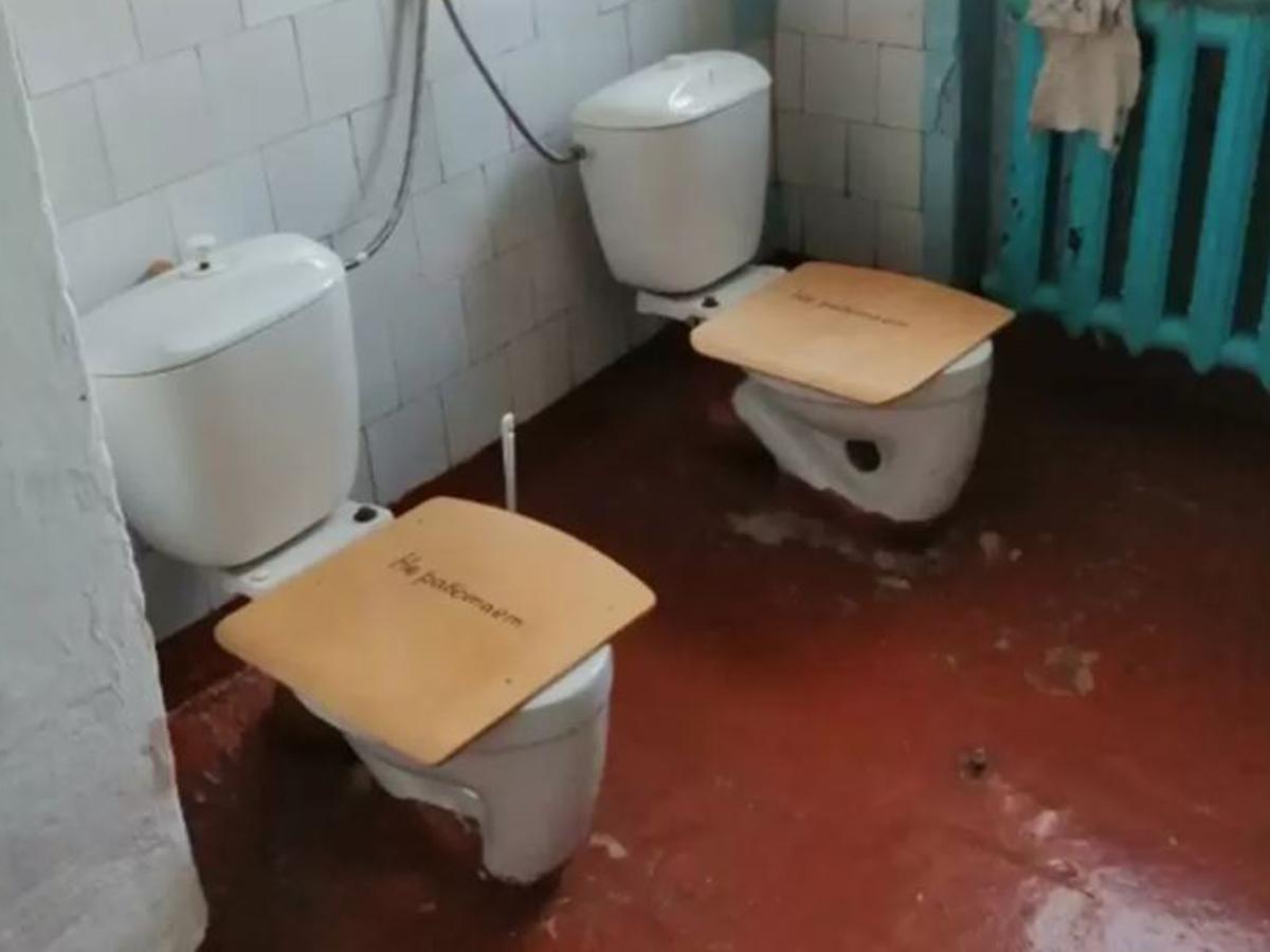 Domestos конкурс школьных туалетов