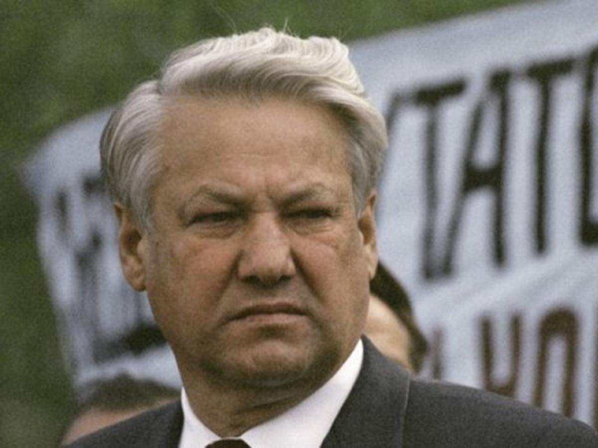Ельцин причину отказа России покупать Крым
