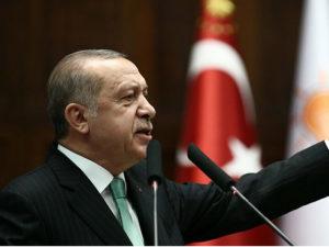 Эрдоган удар по Израилю