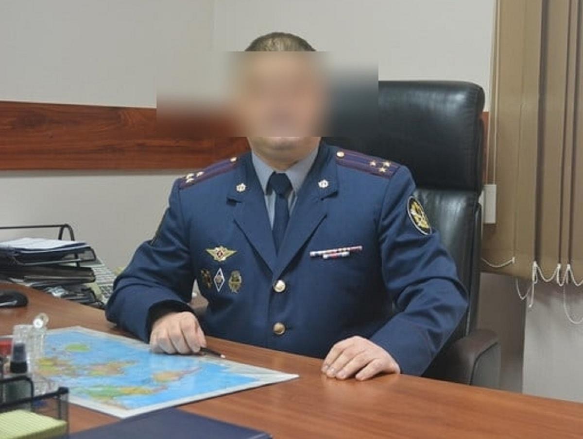 Замначальника томского УФСИН нашли с 13 ножевыми ранениями
