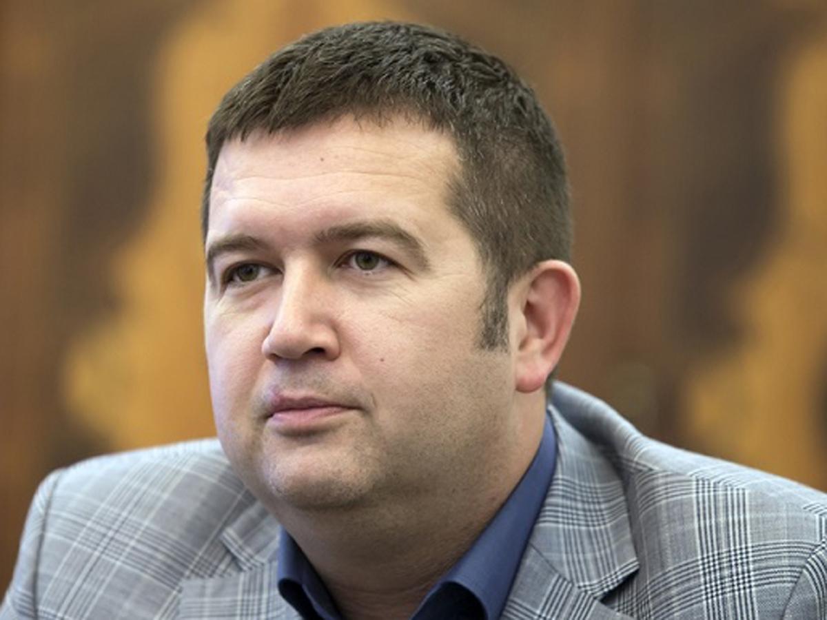 Гамачек Чехия глава МВД