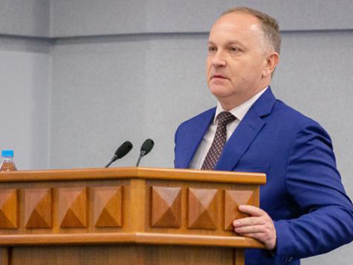 Гуменюк Владивосток отставка